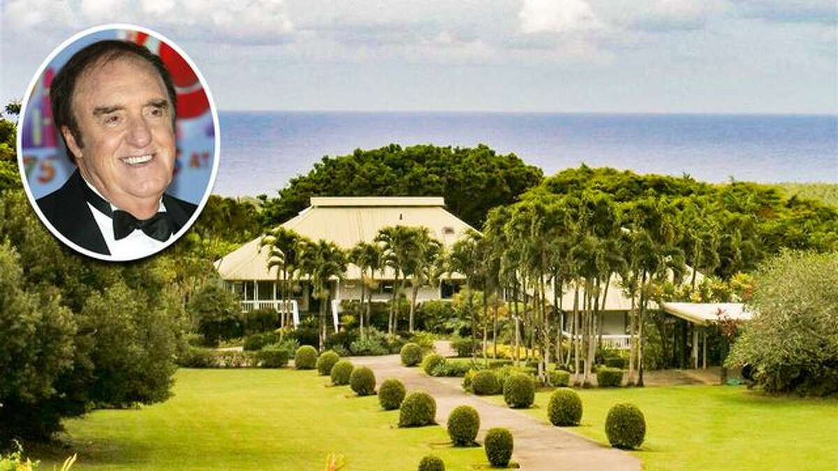 Aloha Jim Nabors Massive 170 Acre Maui Retreat Is Available For 4 5m You'll get the latest updates on this topic in your browser notifications. jim nabors massive 170 acre maui