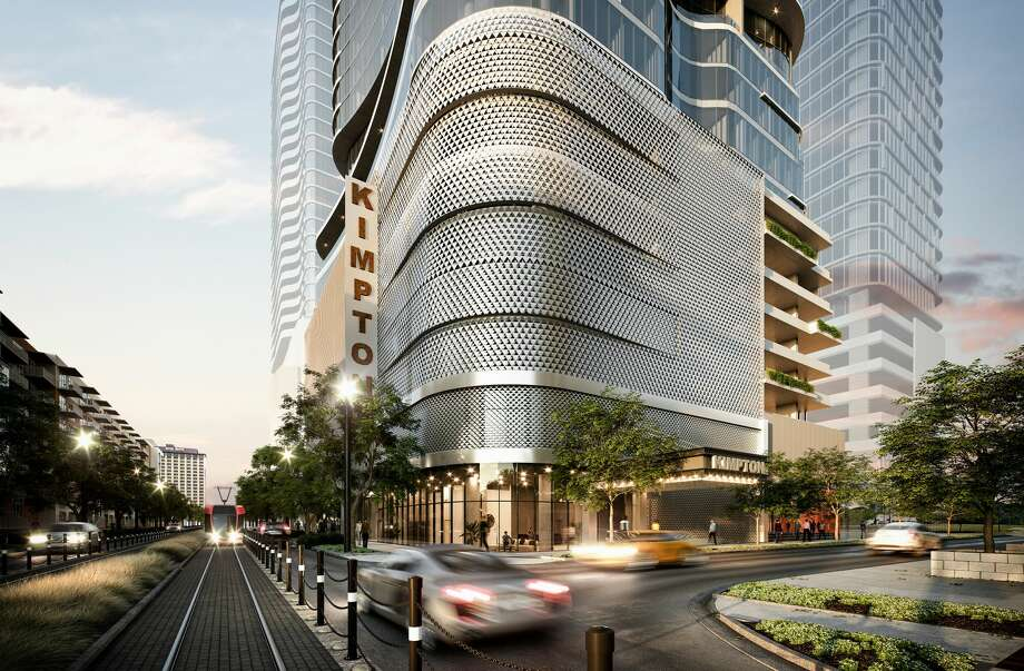 Kimpton Hotels & Restaurants will open its first Houston property at Caydon's Laneways in Midtown. Photo: Courtesy Of Kimpton