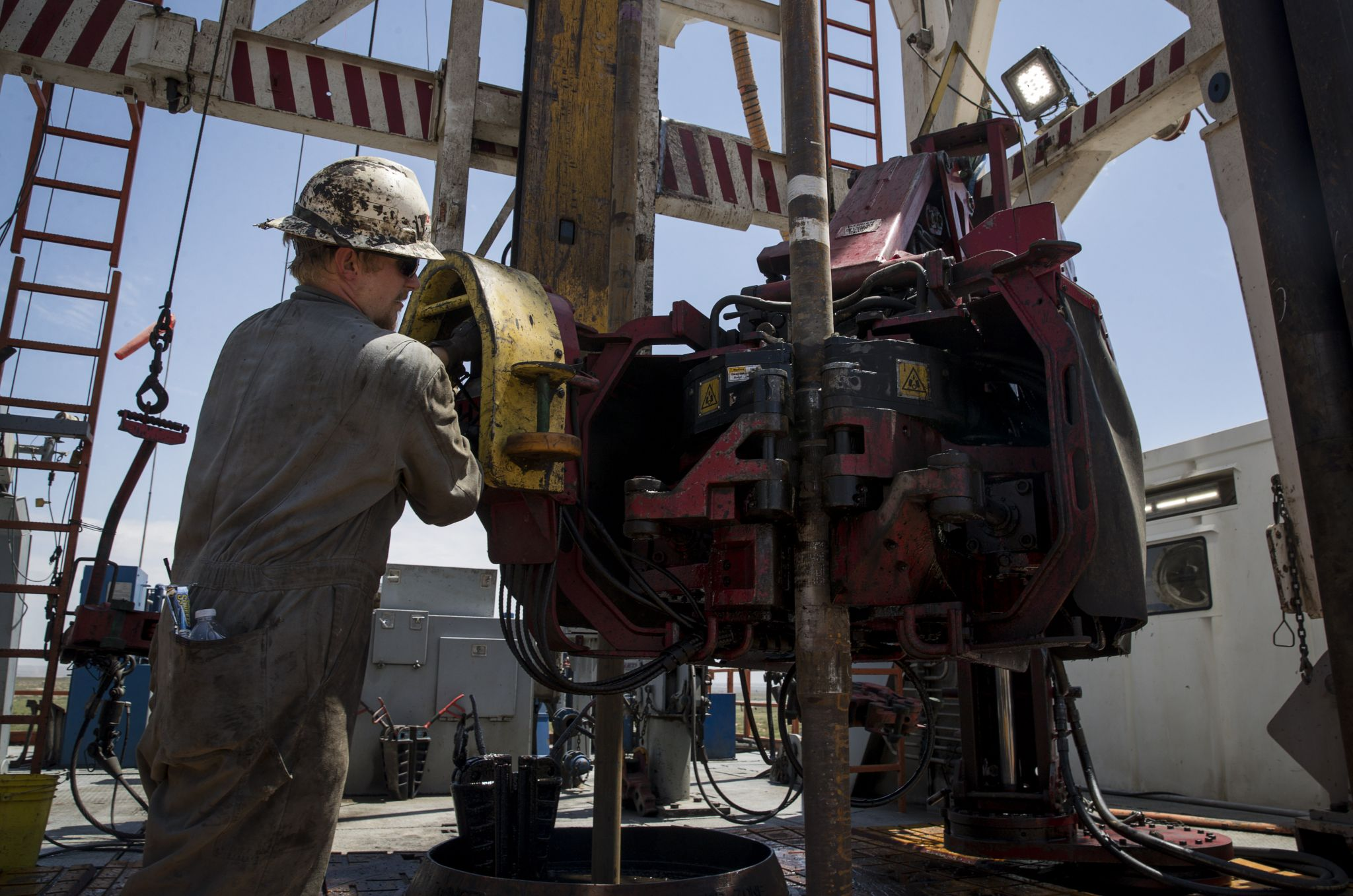 U.S. rig count adds one as Permian picks up
