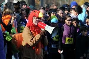 The Greenwich Alliance for Education Turkey Trot 5K & 1 Mile Walk/Run at Roger Sherman Baldwin Park in Greenwich, Conn., Saturday morning, Nov. 25, 2017.