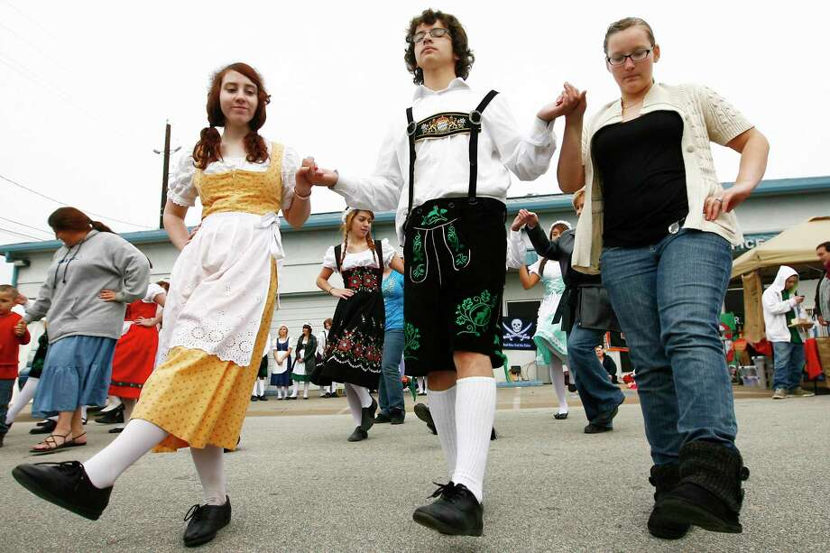 Enjoy a Germanfest or Oktoberfest this season Photo: File Photo / Staff photo by Karl Anderson