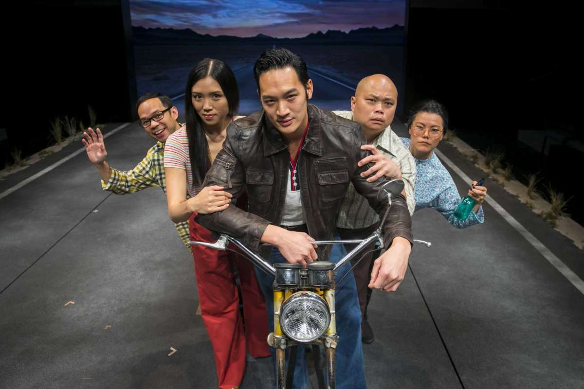 Alley Theatre's production of 'Vietgone'