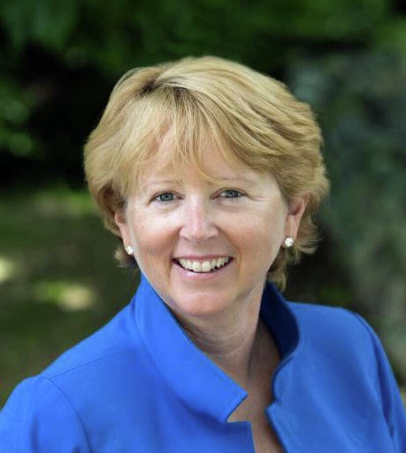 Lynne Vanderslice is seeking a second term as Wilton's first selectwoman. Photo: Contributed