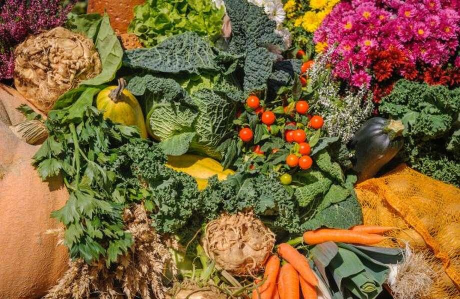 produce, nutrition Photo: SportStars Magazine