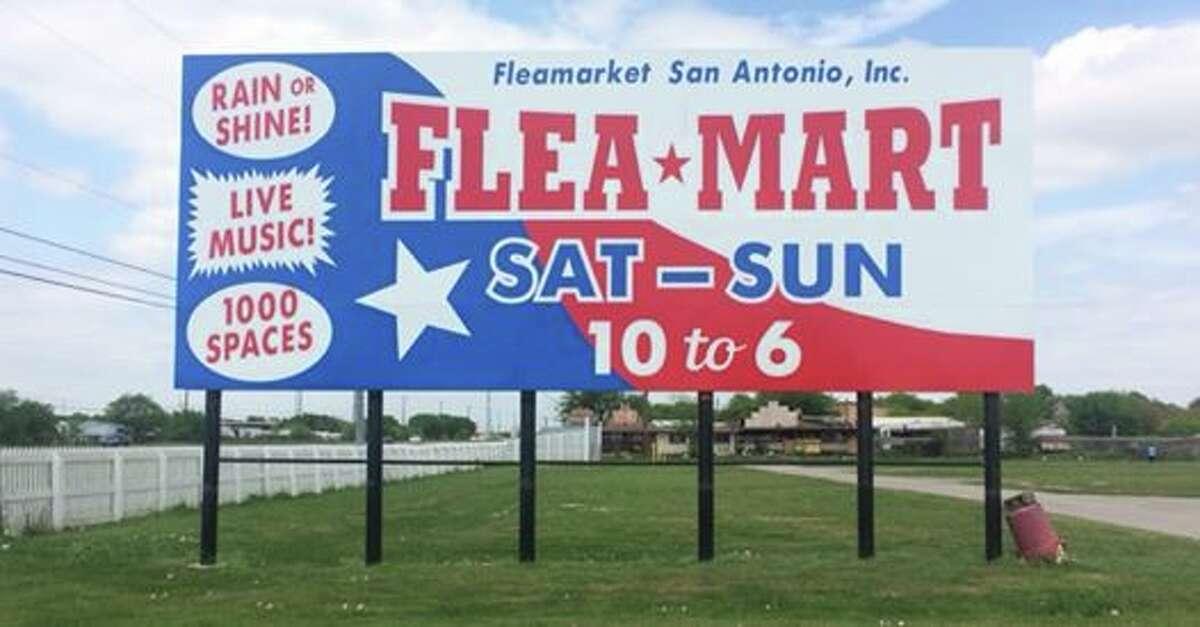 Palo Alto Flea Market Located at 1228 Poteet Jourdanton Freeway. San Antonio, Texas 78224 Open Sat and Sun 10 a.m. to 6 p.m. (210) 624-2666 fleamarketsanantonio.com