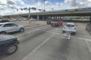 Crews replacing the bridge's surface will close southbound lanes starting at 9 p.m. Friday, according to the Texas Department of Transportation.