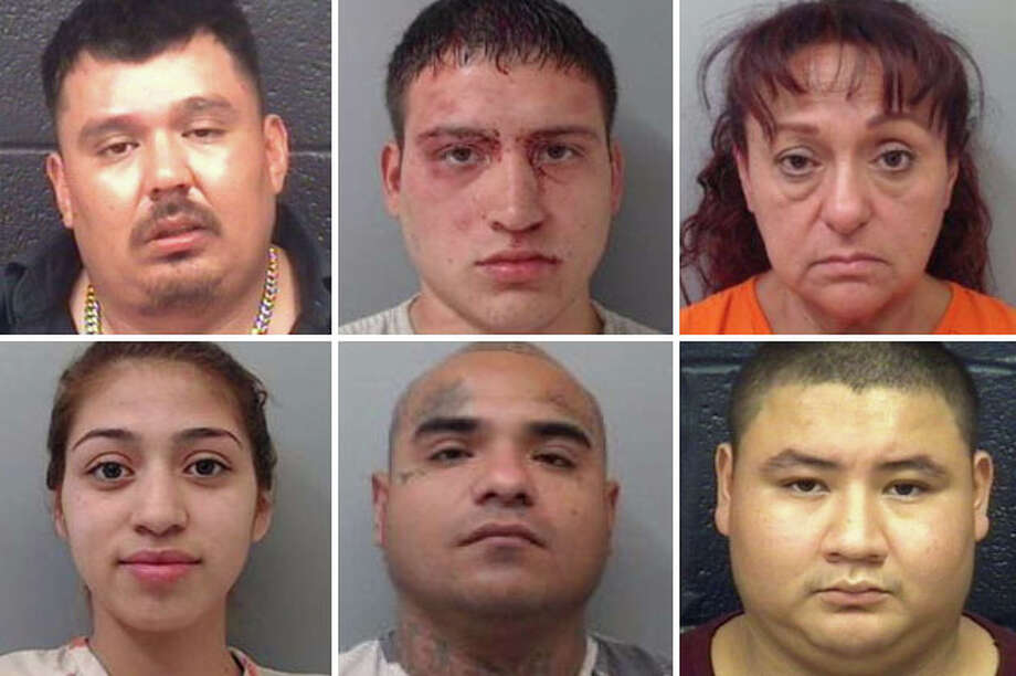 Click through the gallery to see the most notable Laredo mugshots in September.  Photo: Courtesy
