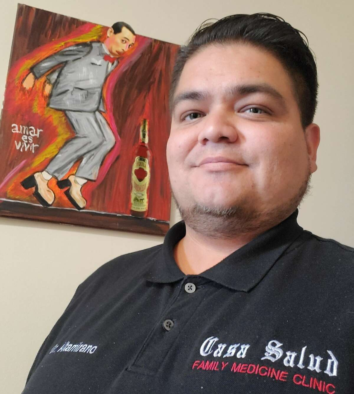 A San Antonio doctor was recently featured on
