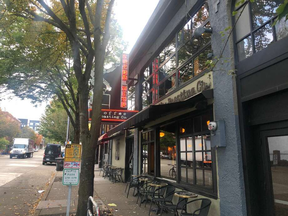 Caffe Vita is facing protests and calls for boycotts after employee firings and a widely circulated email that warned employees they would face termination if they gave free food or coffee to homeless individuals. Photo: By Becca Savransky