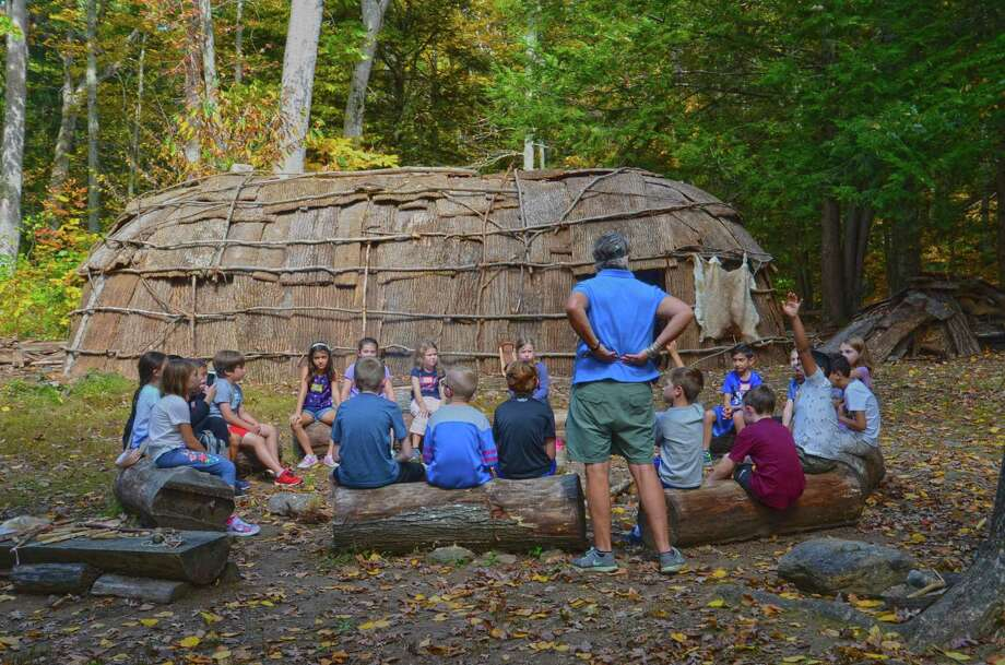 The Institute for American Indian Studies is inviting the public to its Algonquian Village Renewal Ceremony October 12. Photo: Janet Serra / Contributed Photo