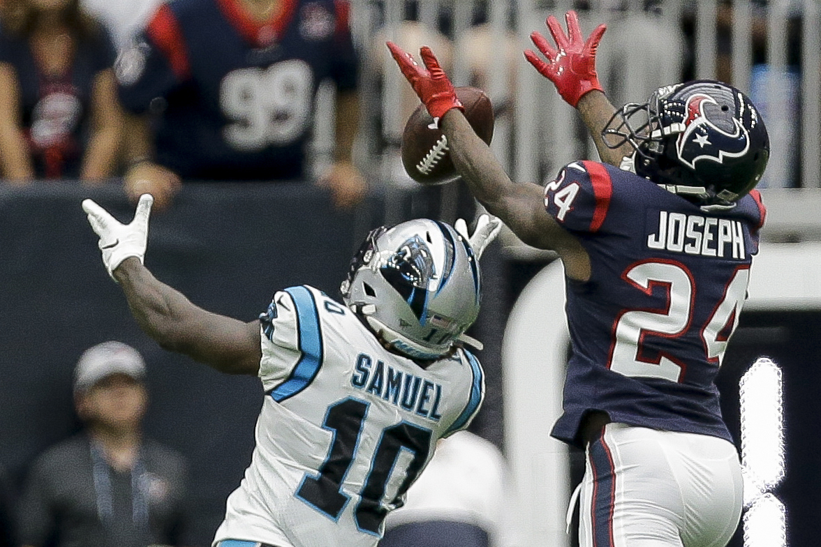 McClain: Time for Texans' DBs to get on the ball
