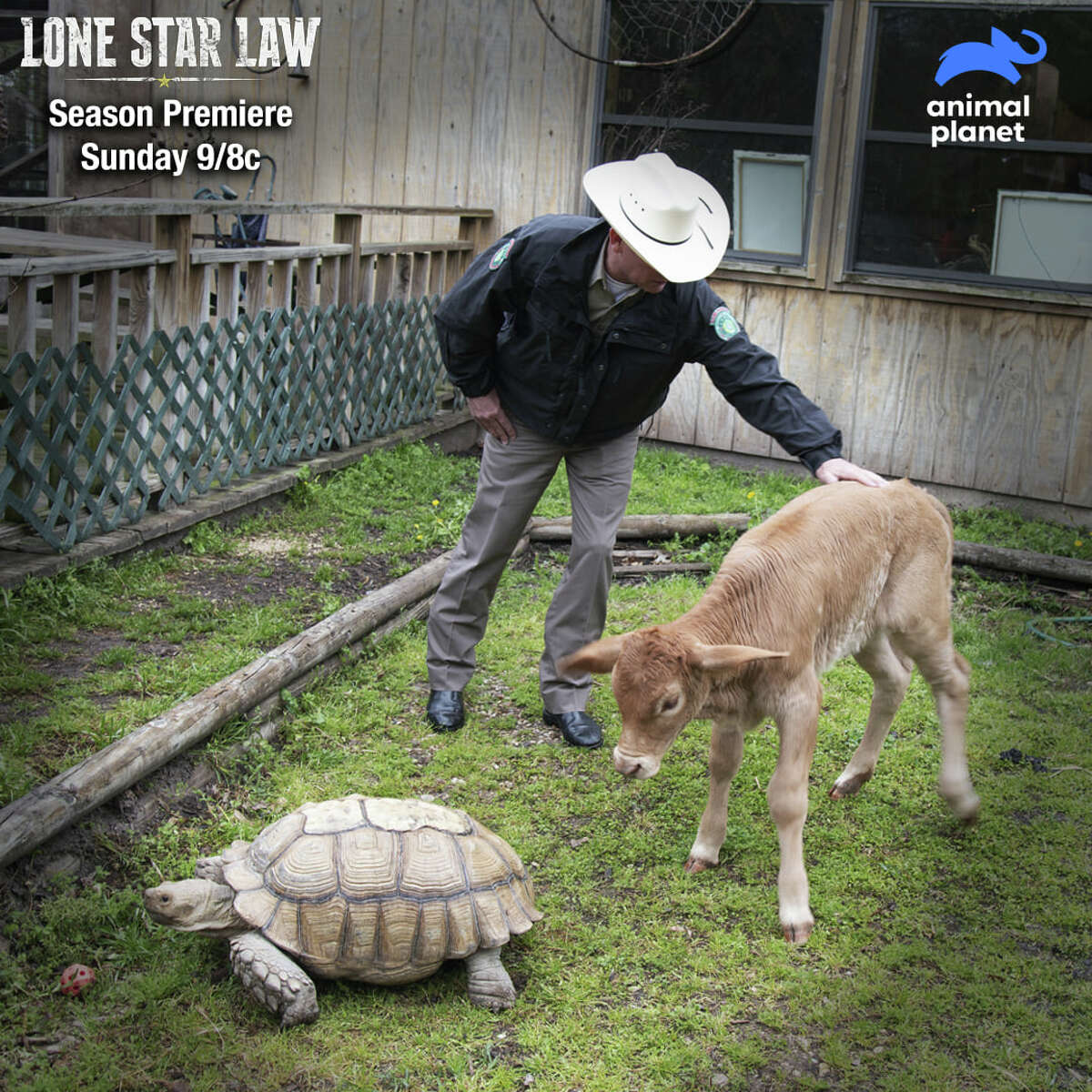 Lone Star Law, which airs every Sunday at 8 p.m. on Animal Planet, tells the tales of the men and women of the Texas Game Wardens who protect the swamps, lakes, rivers, deserts, beaches and woods of Texas.