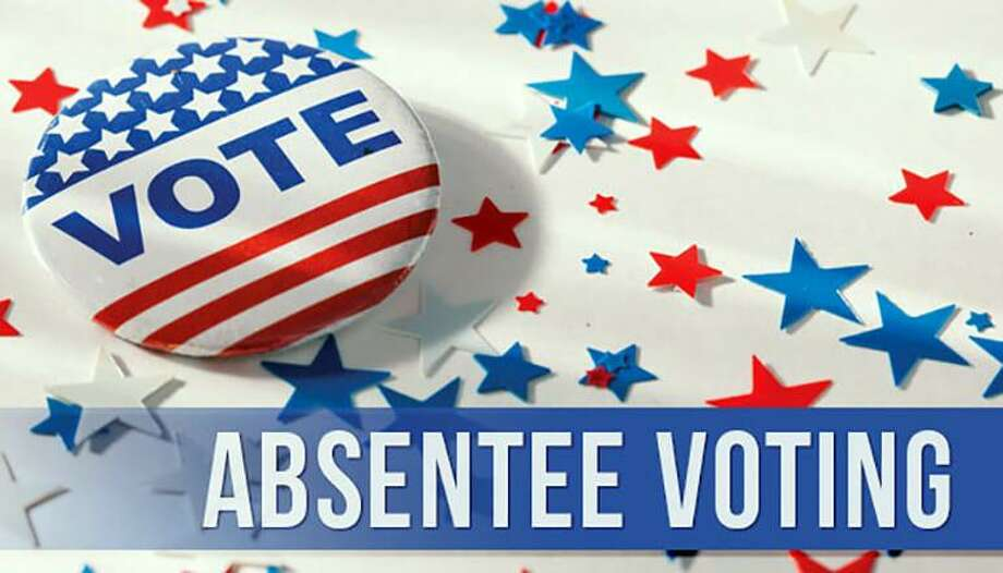 Absentee ballots for the upcoming Nov. 5 municipal election will be available beginning Friday, Oct. 4. Photo: Contributed Photo.