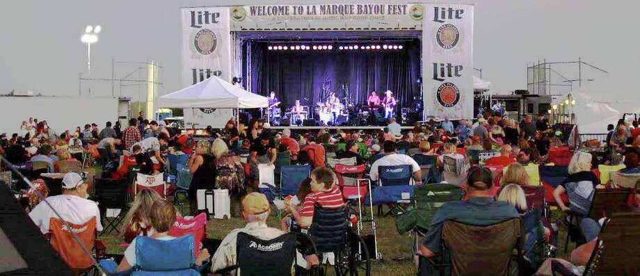 The La Marque Bayou Fest will be Oct. 19 at Mac McGaffey Highland Bayou Park in La Marque. Photo: Courtesy