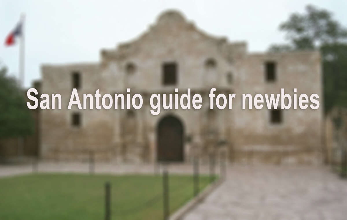 San Antonio guide for newbies