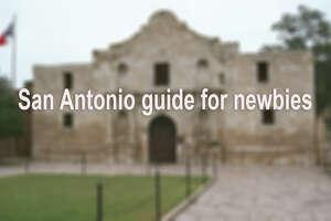 A neighborhood to newcomers to the Alamo City