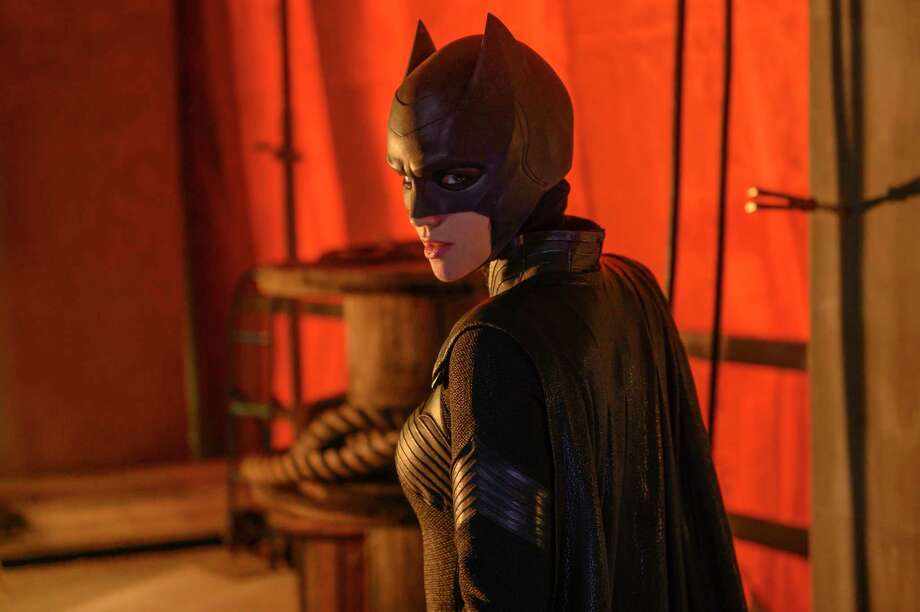 "This image released by The CW shows Ruby Rose as Kate Kane/Batwoman in a scene from ""Batwoman,"" premiering on Oct. 6. (Kimberley French/The CW via AP) Photo: Kimberley French, HONS / Associated Press / © 2019 The CW Network, LLC. All rights reserved."