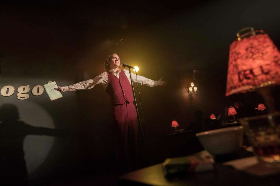 """This image released by Warner Bros. Pictures shows Joaquin Phoenix in a scene from """"Joker,"""" in theaters on Oct. 4.  (Niko Tavernise/Warner Bros. Pictures via AP) Photo: Niko Tavernise / © 2018 Warner Bros. Entertainment Inc. All Rights Reserved"""