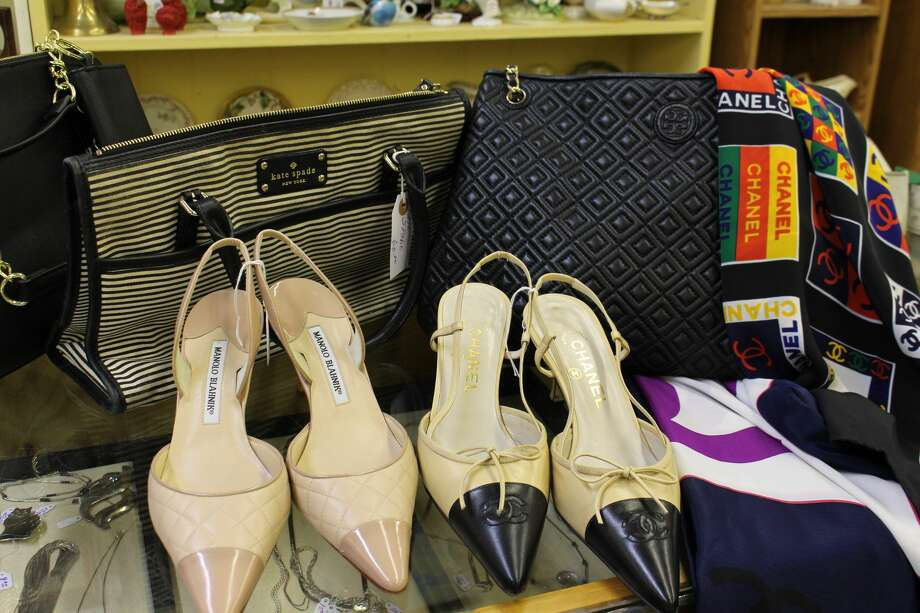 The Texas Size Garage Sale is three days of shopping through a warehouse of goods both new and secondhand with all proceeds going toward Meals on Wheels. Photo: Midland Reporter-Telegram