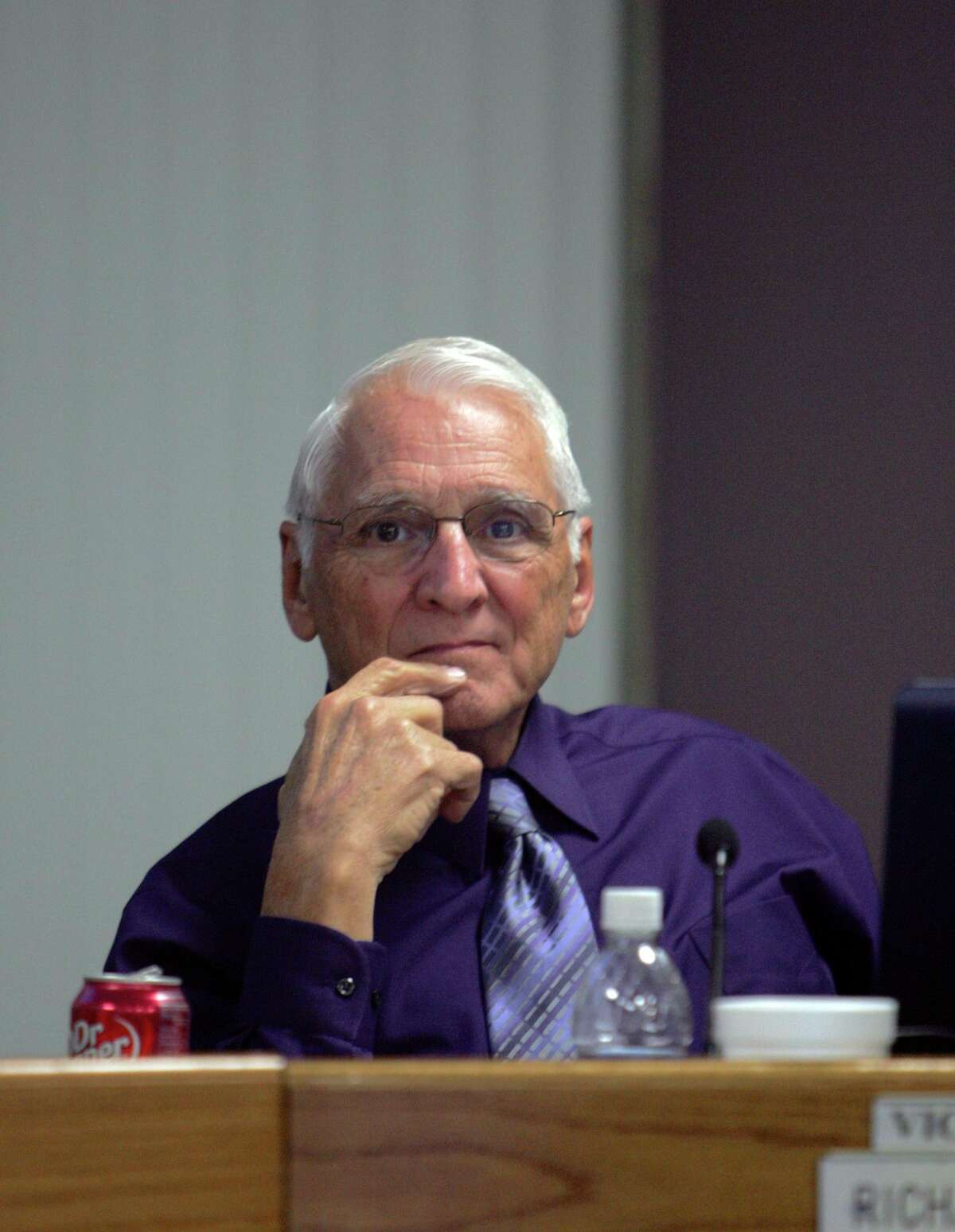 Judson school board member Richard Lafoille, in a 2007 file photo. BAHRAM MARK SOBHANI/STAFF