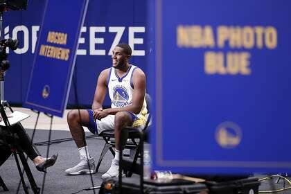 Warriors' Kevon Looney on track to return for season opener