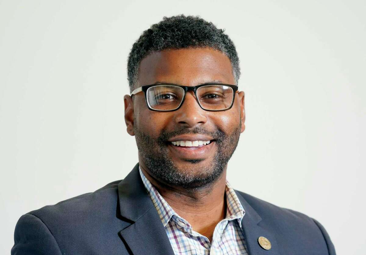 Rashad Cave, candidate for City Council District D.