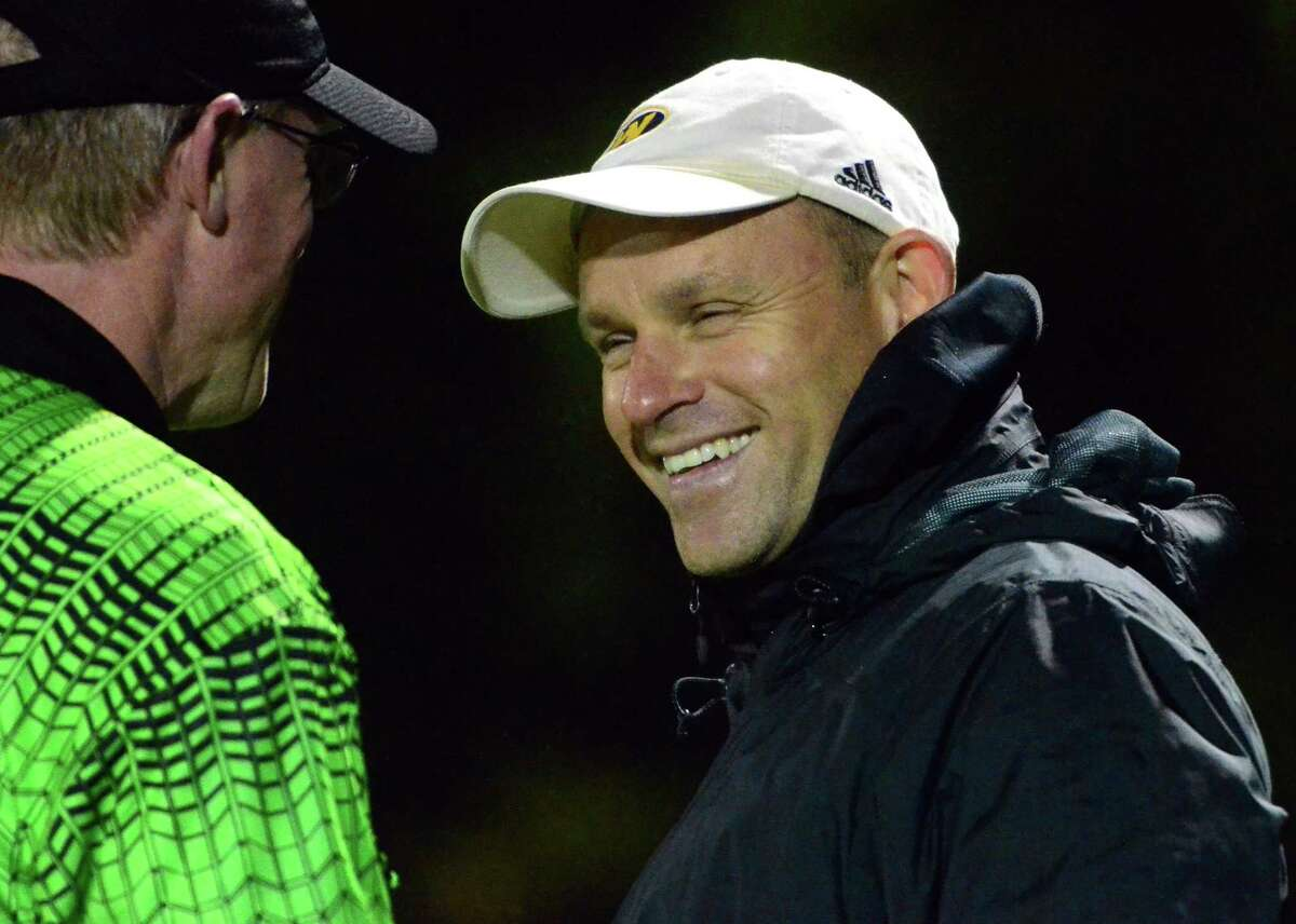 Weston coach Kevin Fitzsimmons says the new guidelines for soccer are not ideal, but he's hoping to make the best of it.
