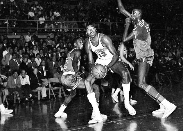 'Undefeated in Richmond': Wilt and the barnstorming Warriors