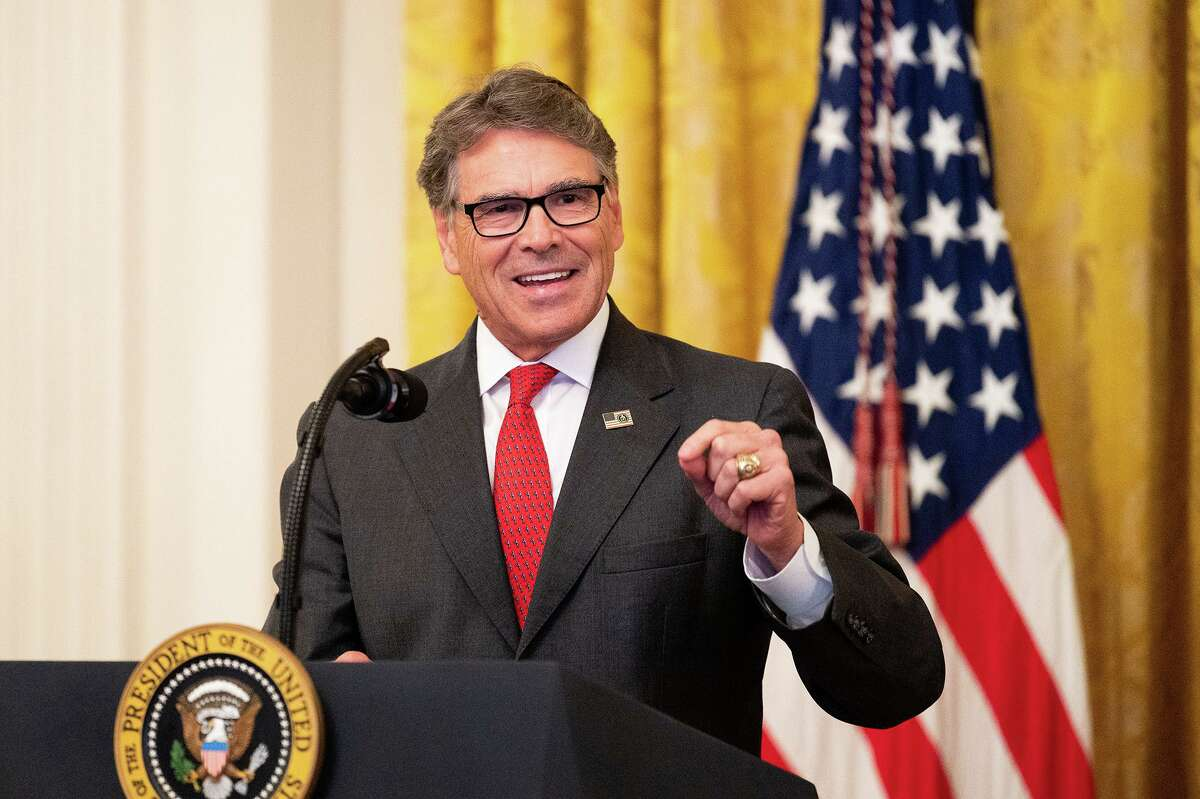 Weeks after resigning as Secretary of Energy, former Texas Gov. Rick Perry has rejoined the board of directors overseeing the Dallas pipeline company Energy Transfer.