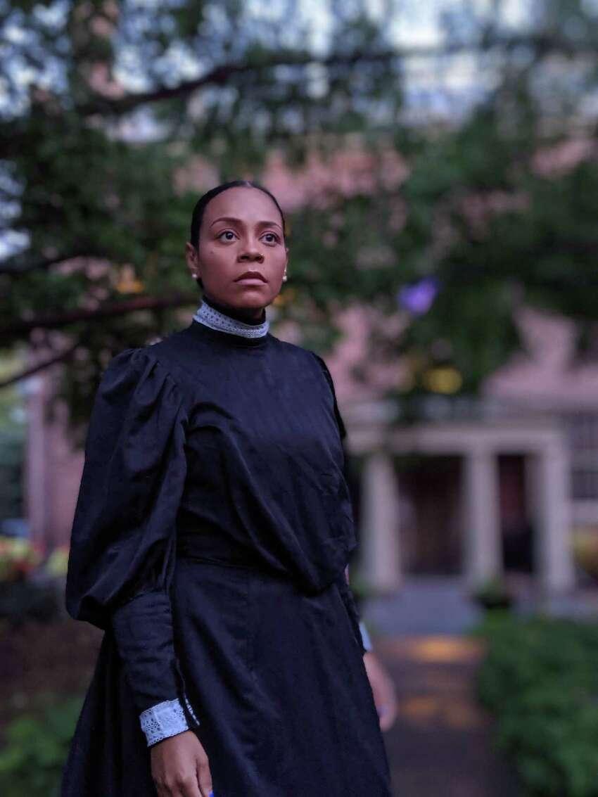 Angelique Powell in
