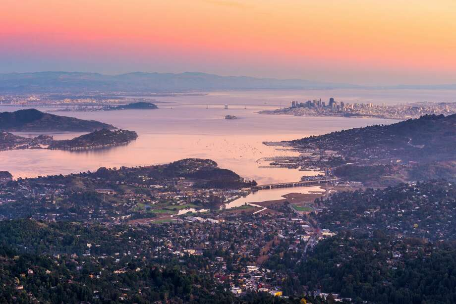 Here's when the San Francisco Bay Area will cool down