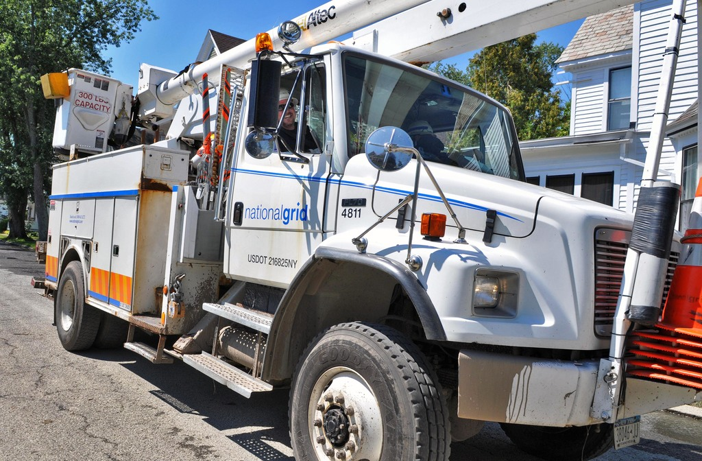 Over 1,600 without power in Schenectady County