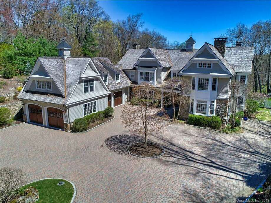 This home on Nod Hill Road was one of the homes that sold for nearly $2 million this year. Photo: Contributed Photo / / Wilton Bulletin Contributed