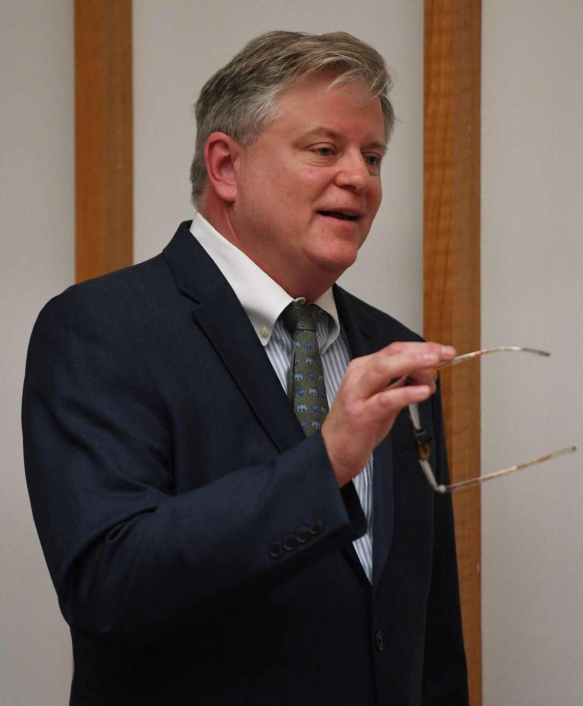 Deputy City Attorney John Bohannon, Jr.