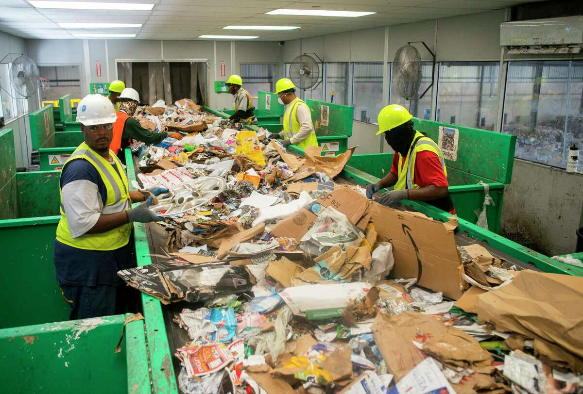 Industrial recyclers of paper, plastics, metal and glass are having a terrible year. Recycled cardboard, for example, used to sell for $200 per ton but now goes for $30 per ton.