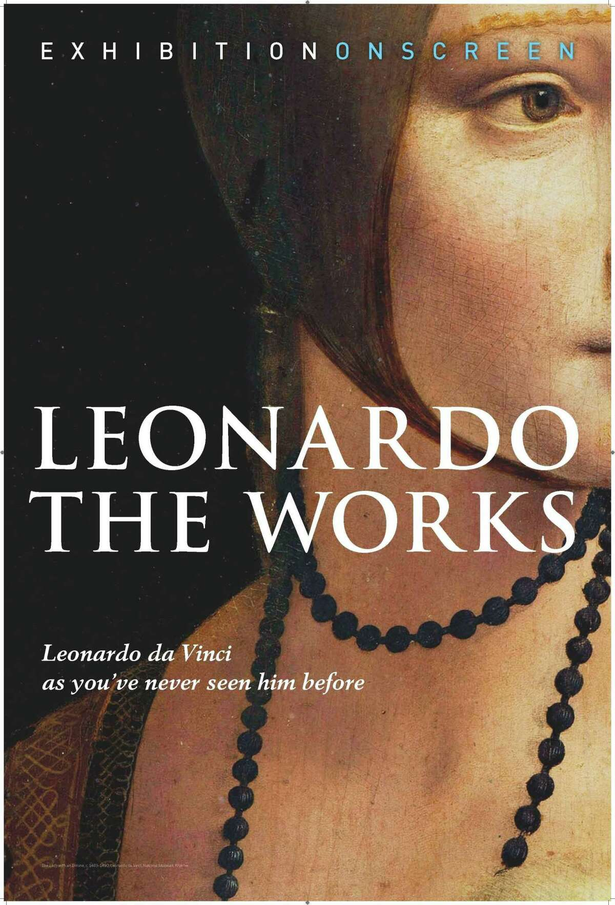 """Exhibition on Screen, the award-winning cinematic series that explores the biographies of history's most revered artists, continues at Stamford's Avon Theatre with screenings of """"Leonardo: The Works"""" on October 30 and November 2."""