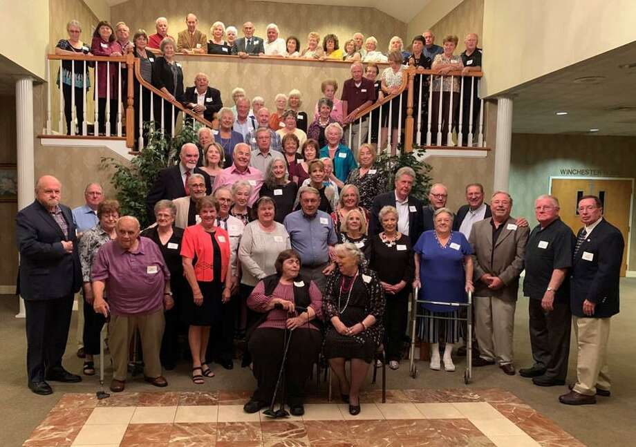 The Torrington High School class of 1959 recently celebrated their 60th reunion, with a weekend of events at Chatterley's in Torrington and Fairview Farm Golf Club in Harwinton. Photo: Jack Wallace / Contributed Photo /