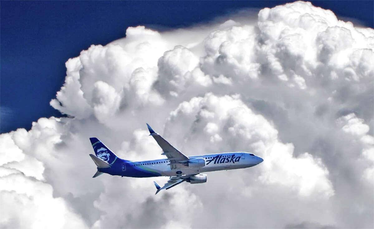 Alaska Airlines is dropping SFO-Kona and Sacramento-Kona service.
