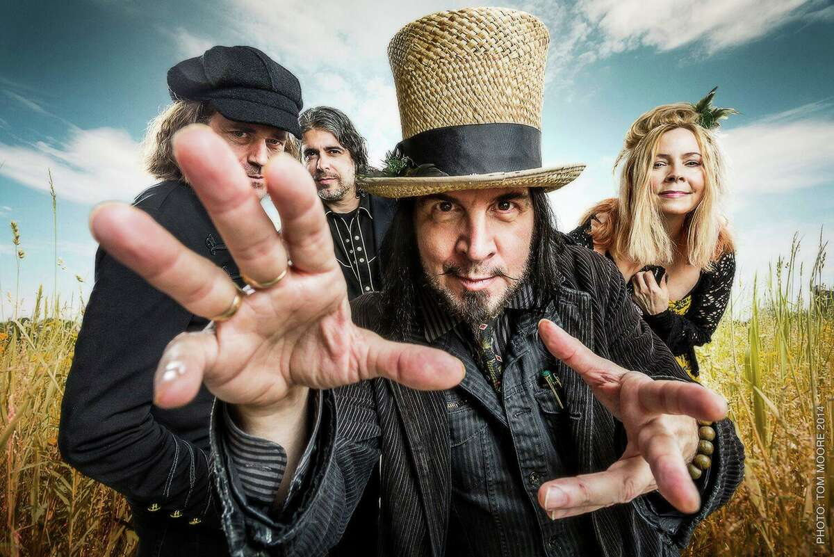 The alt-roots rock band The Slambovian Circus of Dreams will perform November 9 as The Flagpole Radio Cafereturns to Newtown's Edmond Town Hall.
