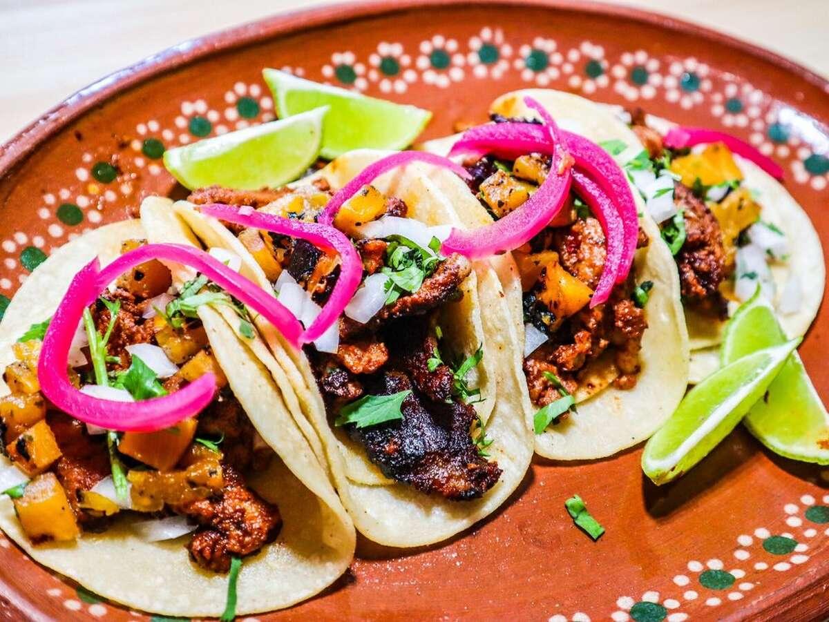 San Antonio Tlahco Mexican kitchen 6702 San Pedro Ave.