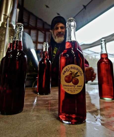 Eaglemount readies its cider-infused fare. Photo: Courtesy Eaglemount Winery