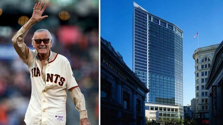 Comic Icon Stan Lee's SF Condo Is on the Market—and It's a Marvel