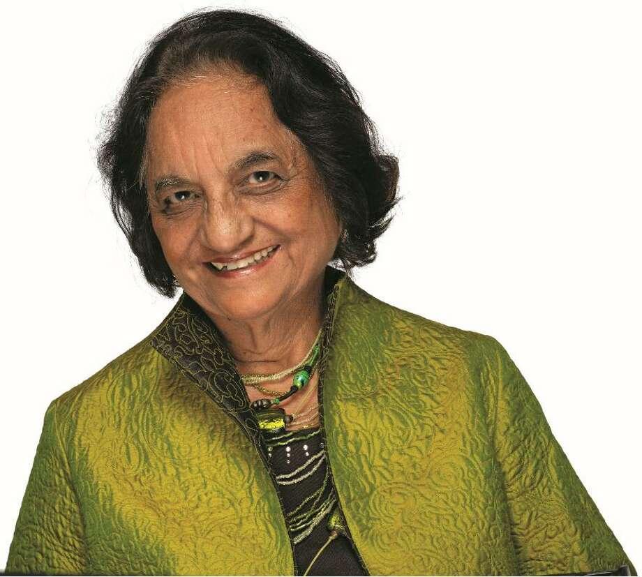 Sunila Kapur Photo: Contributed Photo / Wilton Bulletin Contributed