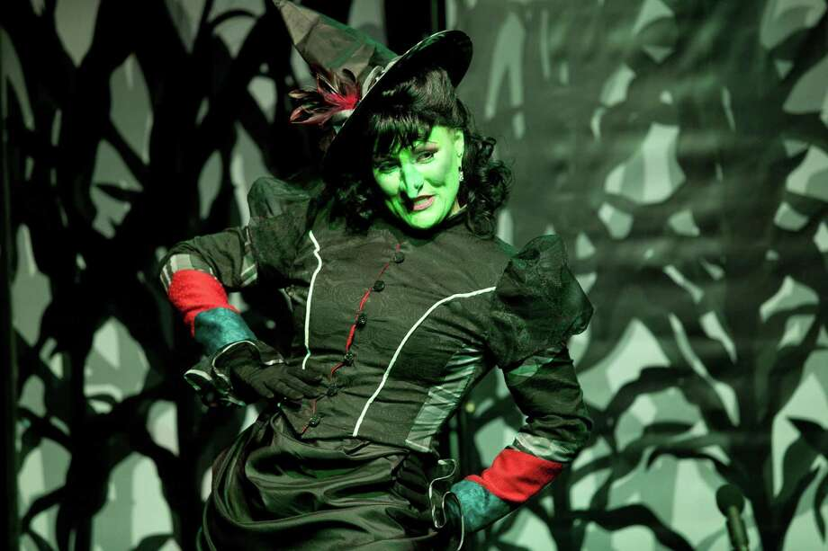 """The Wicked Witch of the West: Kansas or Bust"" is onstage at The MAC (Milford Arts Council), in Milford, Oct. 18-27. Photo: Julia Gerace / Contributed Photo"