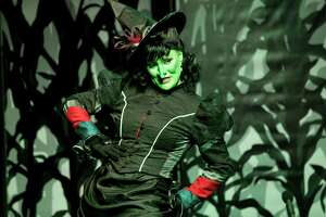 """The Wicked Witch of the West: Kansas or Bust"" is onstage at The MAC (Milford Arts Council), in Milford, Oct. 18-27."