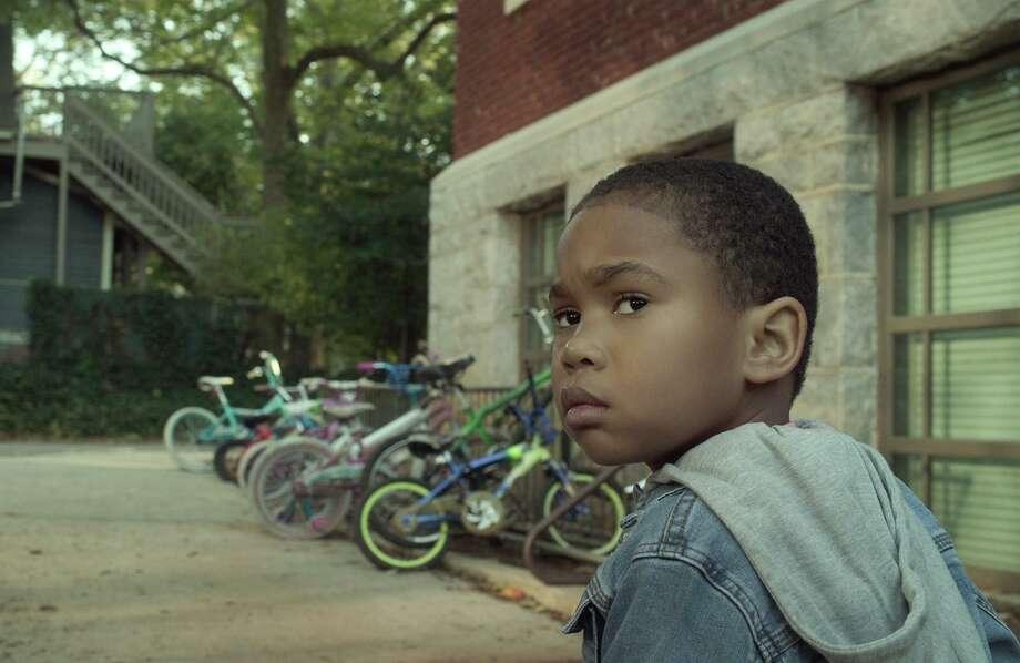 "Ja'Siah Young plays a second-grader with superpowers in the Netflix series ""Raising Dion."" (Netflix/TNS) Photo: Netflix, HO / TNS / Netflix"