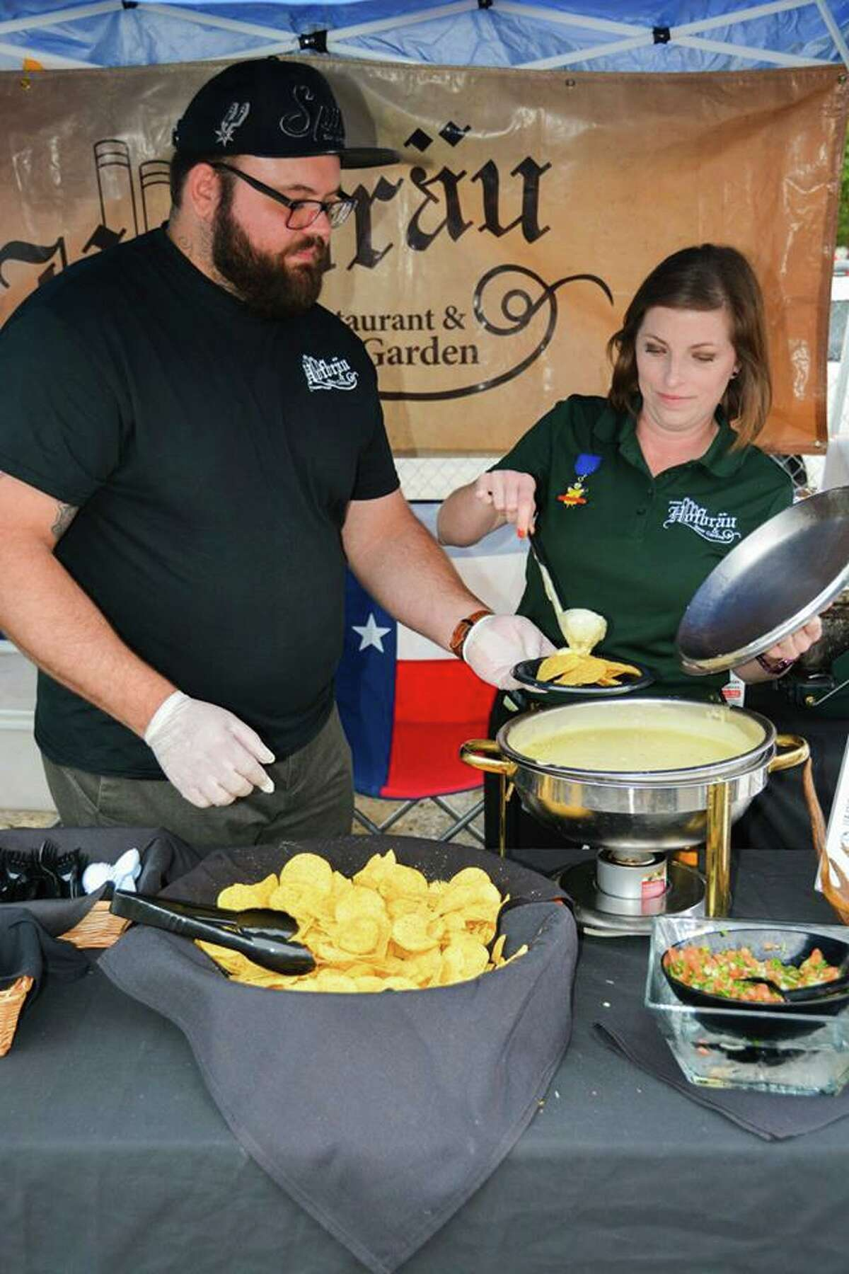 Quarry Hofbrau was one of the restaurants that competed in 2017's Queso Meltdown.
