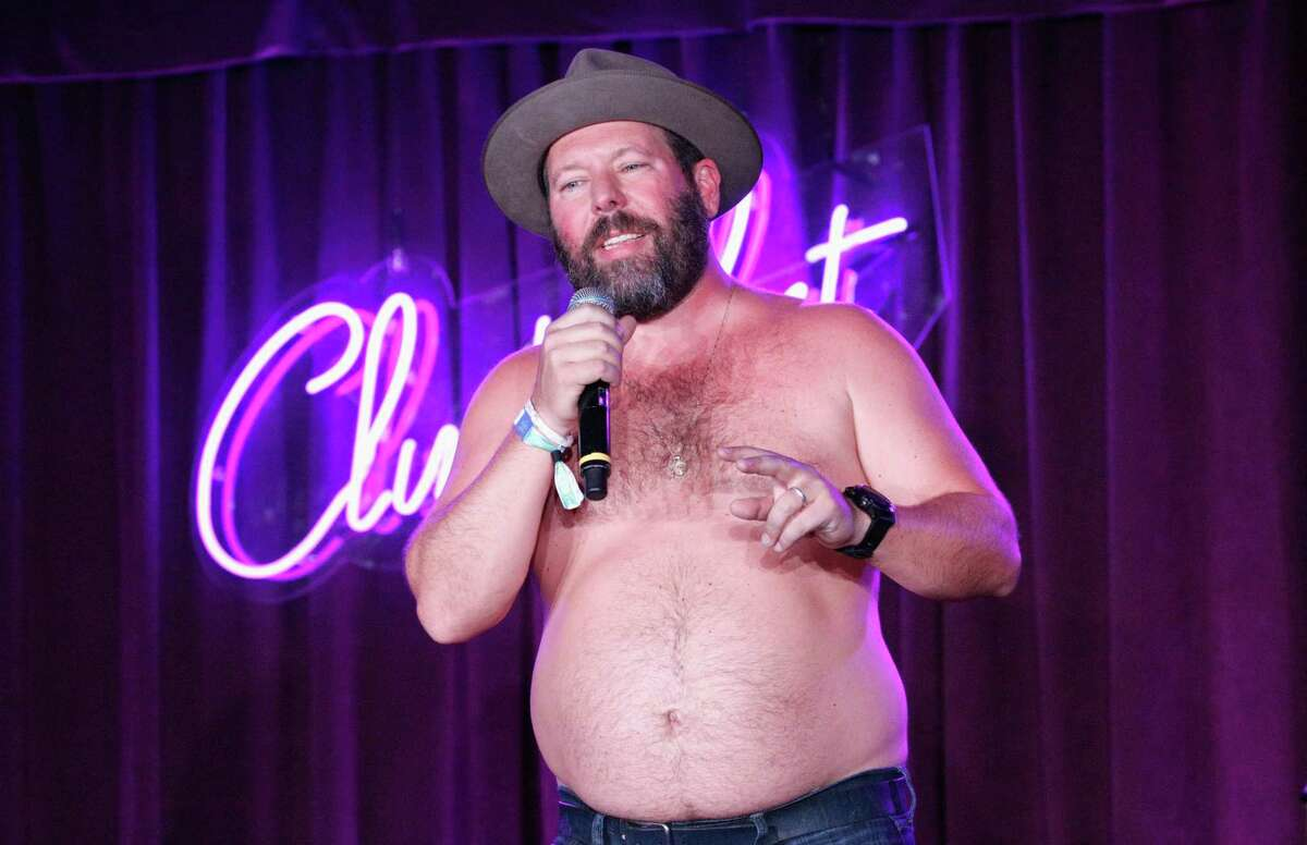 Bert Kreischer: In 1997, when Bert Kreischer was a 24-year-old student at Florida State, Rolling Stone magazine celebrated him as the top partyer at the nation's top party school. Perhaps surprisngly, that's worked out fine for him. His hard-partying, not-so-hard-studying persona is fodder for his stand-up act, like his wildly successful bit about how accidetally taking Russian somehow led to him palling around with gangsters. 7 p.m. Friday, Majestic Theatre, 224 E. Houston St. $49.75-$59.75. majesticempire.com - Jim Kiest