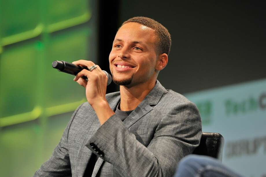Steph Curry tells TechCrunch audience how many more years he wants to play