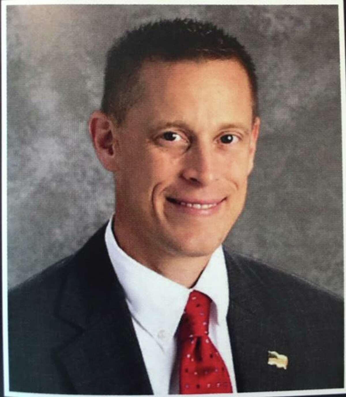 Scott Clayton Bethel Republican Board of Education candidate